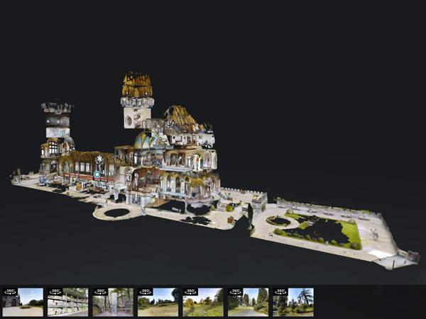 Wir haben's geschafft: Weltweit größtes Matterport 3Dshowcase!